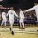 Basketball game - Sandiego vs UCLA